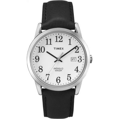 Timex Classic Easy Reader Herrenuhr in Schwarz TW2P75600