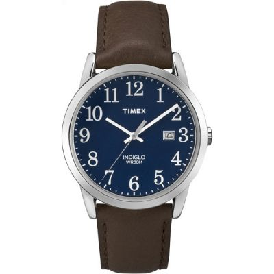 Timex Classic Easy Reader Herrenuhr in Braun TW2P75900