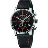 Mens Calvin Klein City Chronograph Watch K2G271C1