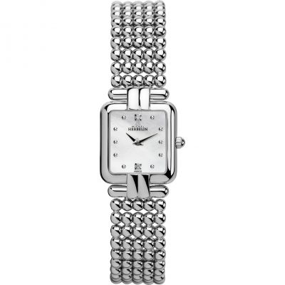 Ladies Michel Herbelin Classic Perles Watch 17473/B59