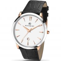 Mens Accurist London Classic Watch 7028