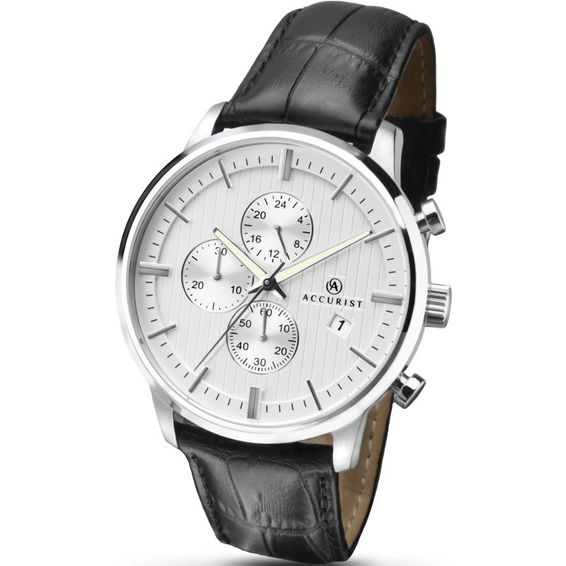 Mens Accurist London Chronograph Watch 7032