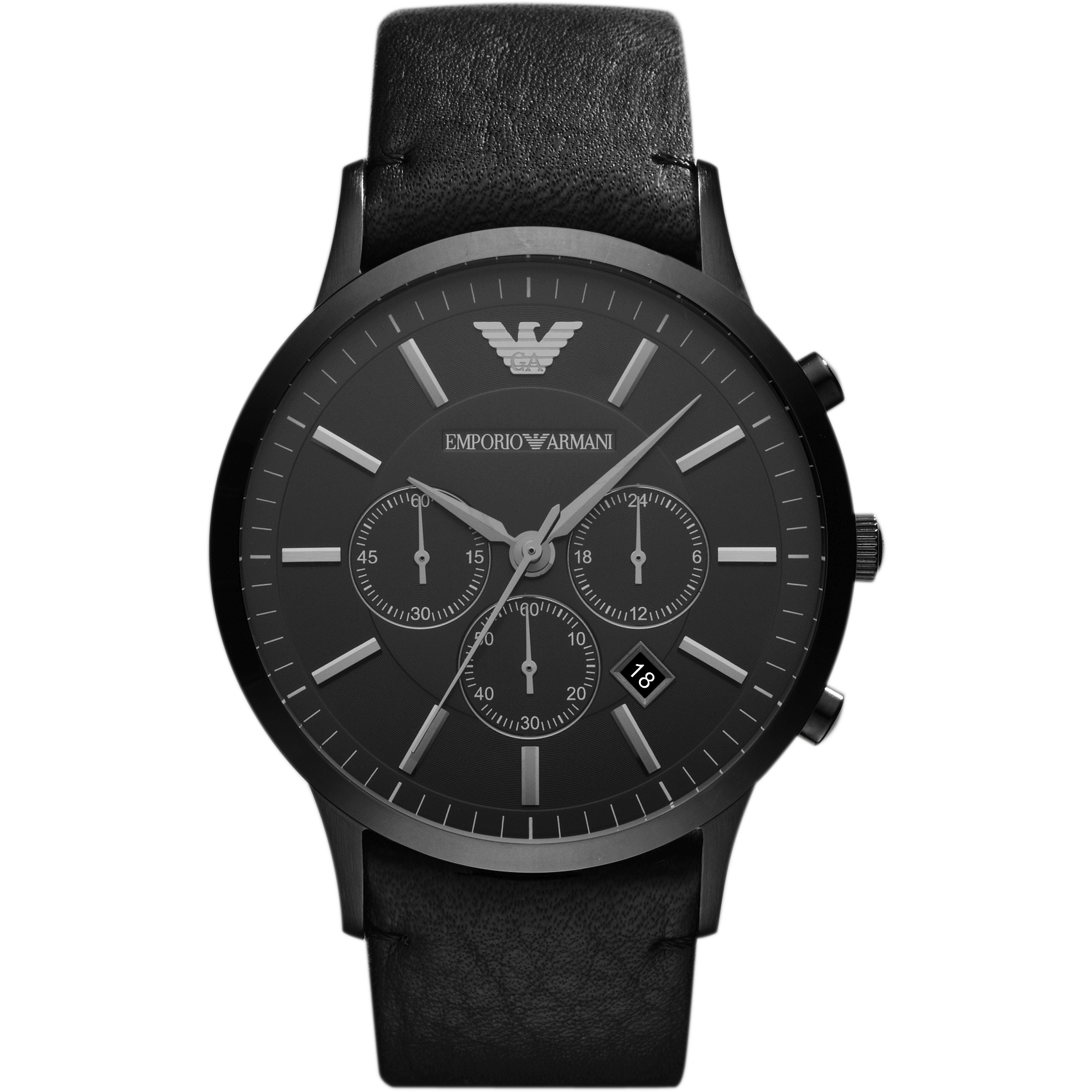 Gents Emporio Armani Chronograph Watch (AR2461)  ffd8bcfb3