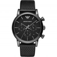 Mens Emporio Armani Chronograph Watch AR1737