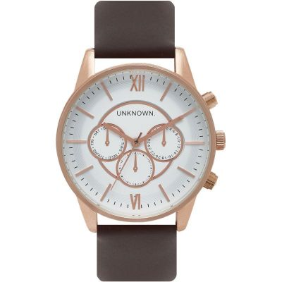 Montre Unisexe UNKNOWN Engineered UN14EN05