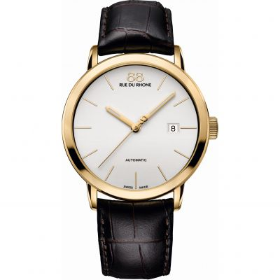 Mens 88 Rue Du Rhone Double 8 Origin Automatic Watch 87WA154213