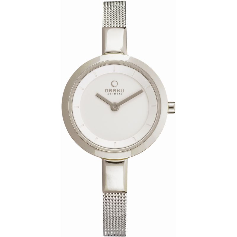 Ladies Obaku Siv Watch V129LXCIMC
