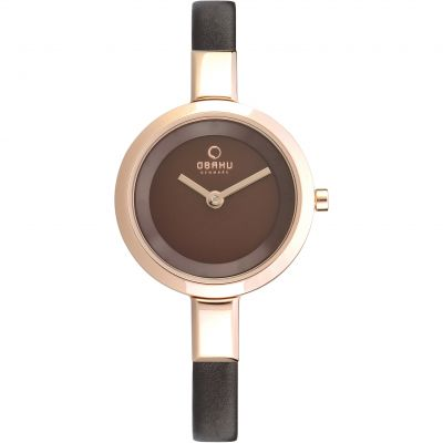 Ladies Obaku Siv Watch V129LXVNRN