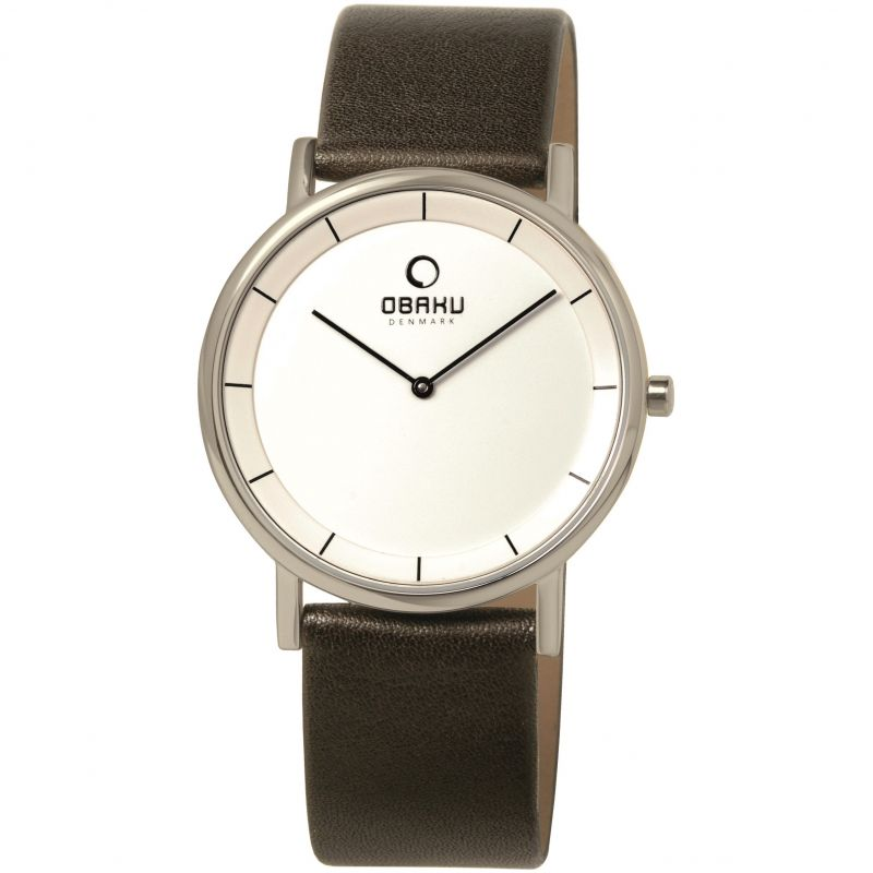 Mens Obaku Banke Watch