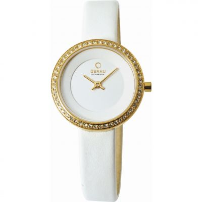 Ladies Obaku Stille Watch V146LEGIRW