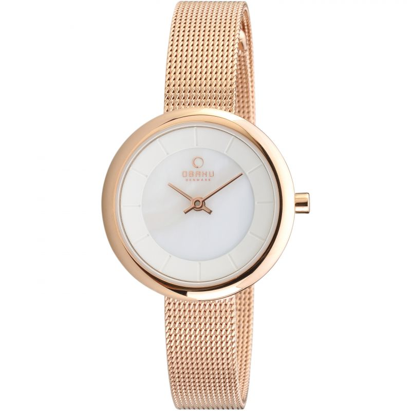 Ladies Obaku Stille Watch V146LXVWMV