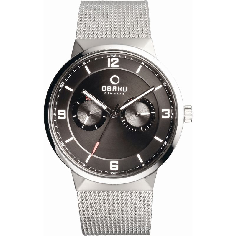 Mens Obaku Ler Watch