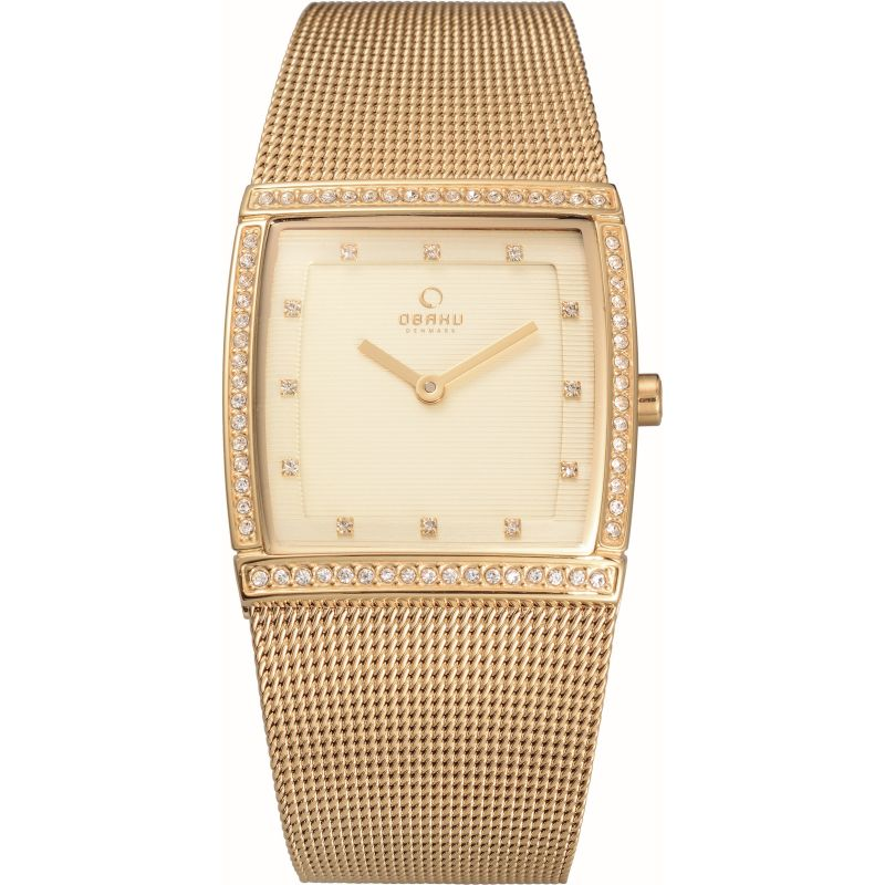 Ladies Obaku Lund Glimt Watch