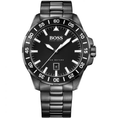 Mens Hugo Boss Deep Ocean Watch 1513231