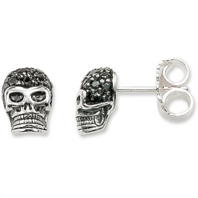 Biżuteria damska Thomas Sabo Jewellery Rebel At Heart Stud Earrings H1772-051-11