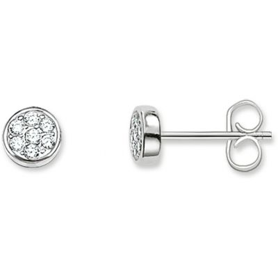 Thomas Sabo Dam Glam & Soul Stud Earrings Sterlingsilver H1848-051-14