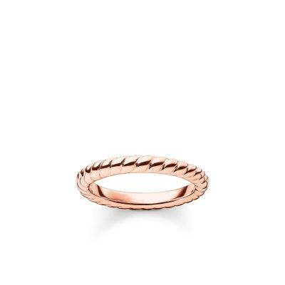 Biżuteria THOMAS SABO Jewellery Ring TR1978-415-12-56