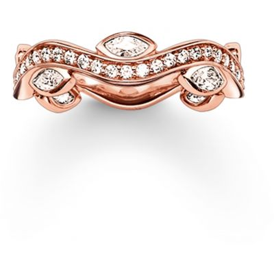 Biżuteria THOMAS SABO Jewellery Ring TR2011-416-14-52