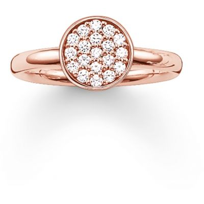 Gioielli da Donna Thomas Sabo Jewellery Ring TR2050-416-14-54