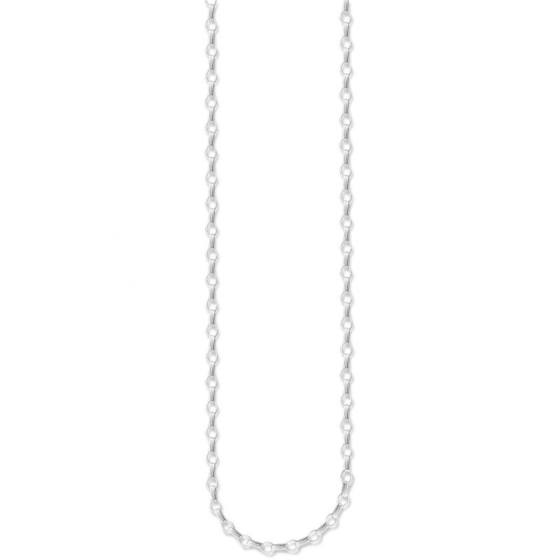 Thomas Sabo Charm Club Oval Belcher Chain X0002-001-12-S