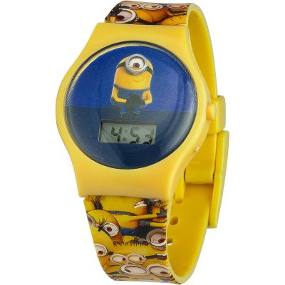 Character Despicable Me Minions Gift Set Kinderuhr in Mehrfarbig MNS15SET