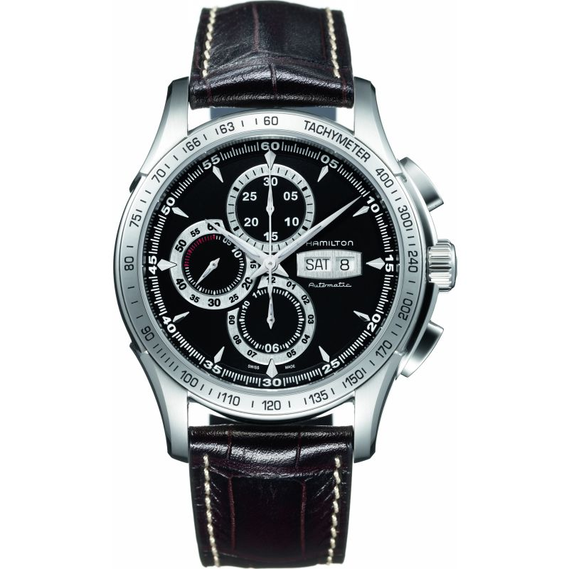 Mens Hamilton Lord Hamilton Automatic Chronograph Watch