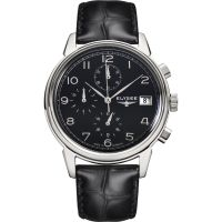 Mens Elysee Vintage Chronograph Watch