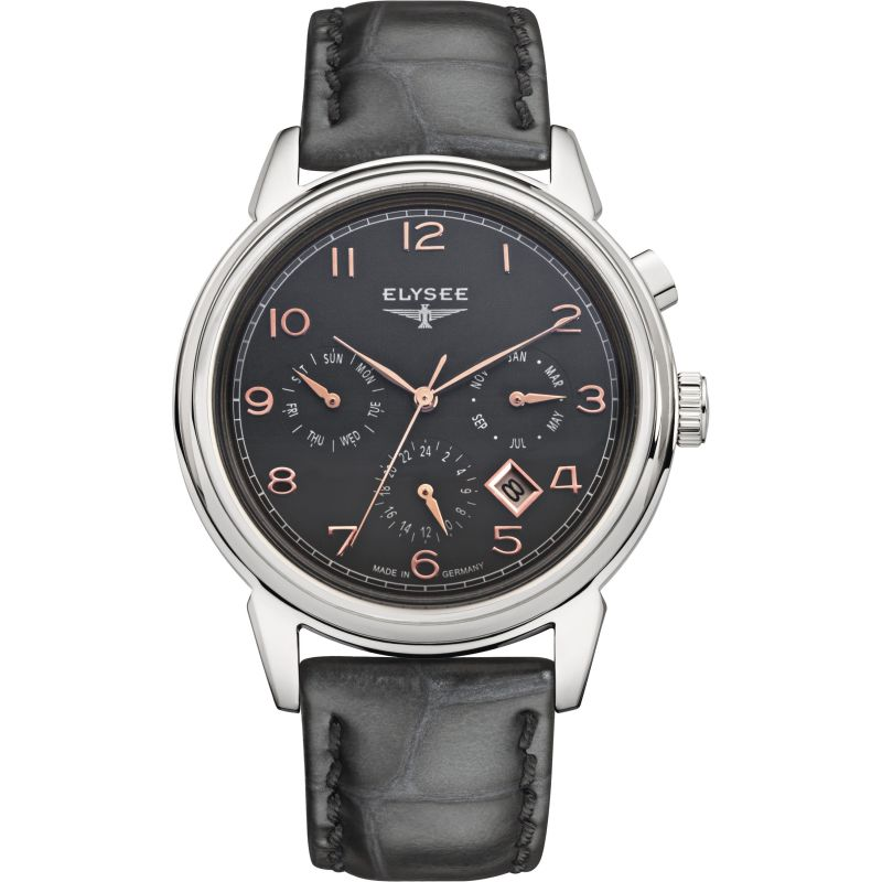 Mens Elysee Vintage Automatic Watch