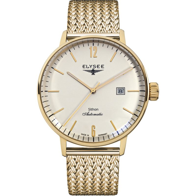 Mens Elysee Sithon Automatic Watch 13281M