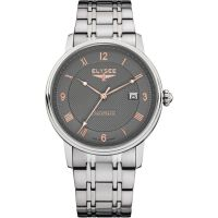 Mens Elysee Momentum Automatic Watch 77006S