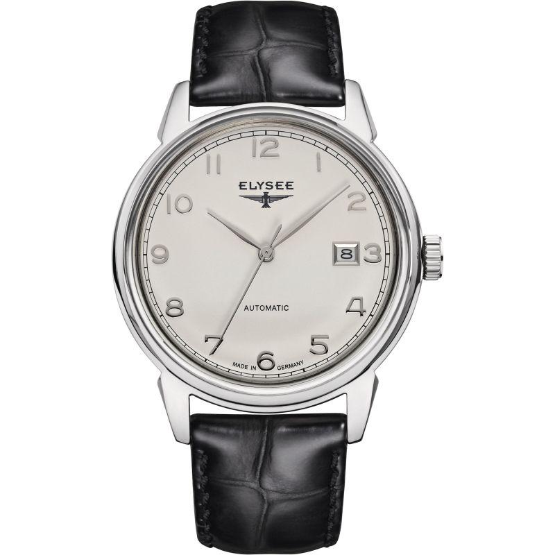 Mens Elysee Vintage Master Automatic Watch