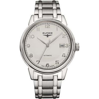 Mens Elysee Vintage Master Automatic Watch 80545S