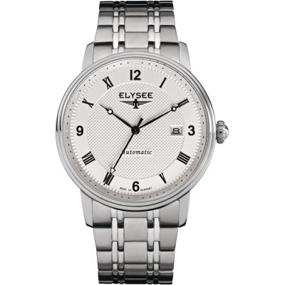 Mens Elysee Momentum Automatic Watch 77004S