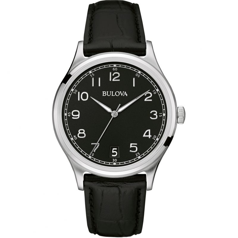 Mens Bulova Vintage Watch