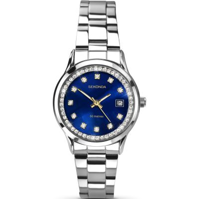 Ladies Sekonda Midnight Star Watch 2147