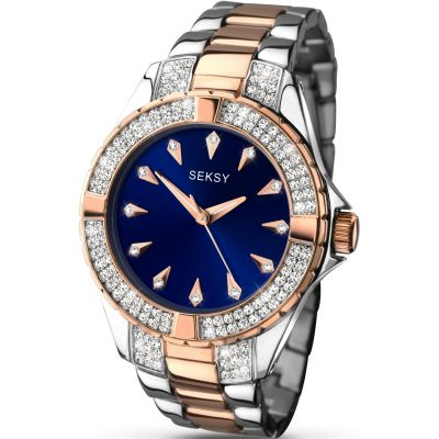 Ladies Seksy Intense Watch 2140