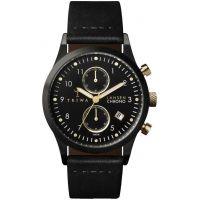 Mens Triwa Lansen Chrono Chronograph Watch LCST108CL010113