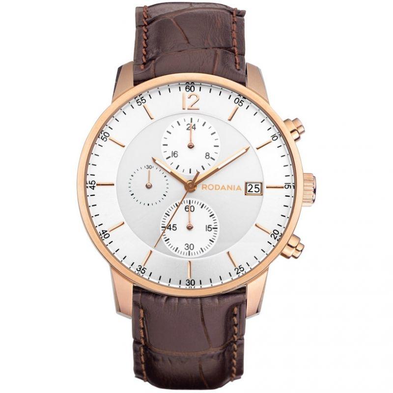 Mens Rodania Wall Street Chronograph Watch