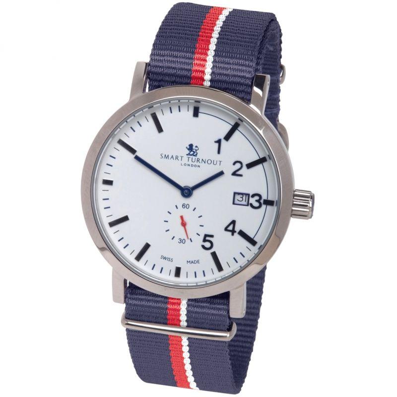 Mens Smart Turnout Smart Watch Royal Navy Watch