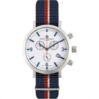 Mens Smart Turnout London Watch Royal Navy Chronograph Watch