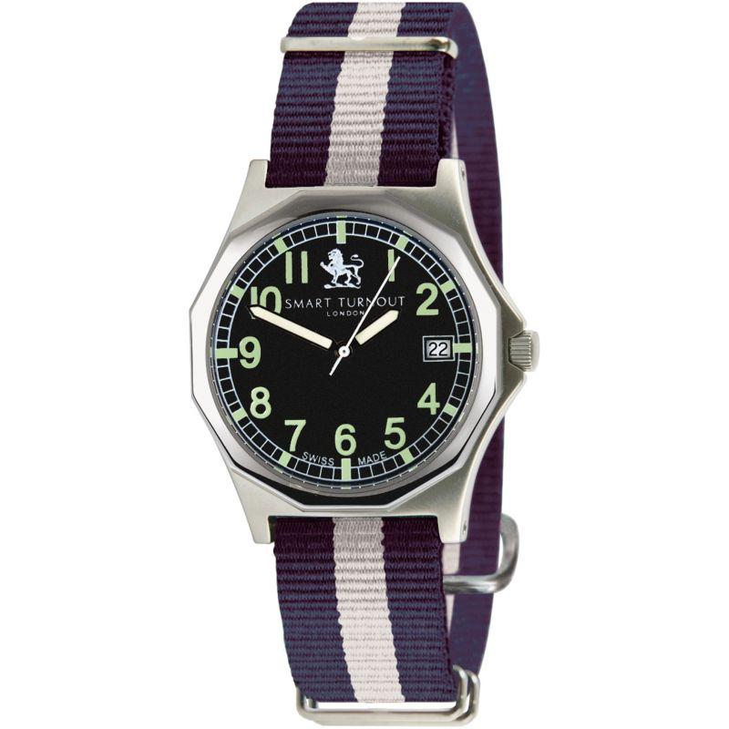 Mens Smart Turnout Military Watch Yale University Watch