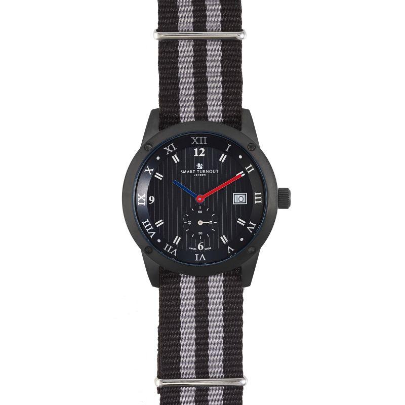 Mens Smart Turnout Town Watch Nato 20mm Watch