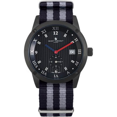 Montre Homme Smart Turnout Town Watch Nato 20mm STE2/56/W-NATO