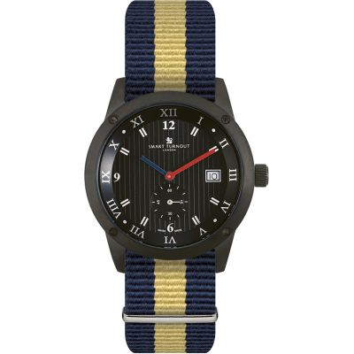 Smart Turnout Town Watch Princess Of Wales's Regiment Herenhorloge Blauw STE2/56/W-WA