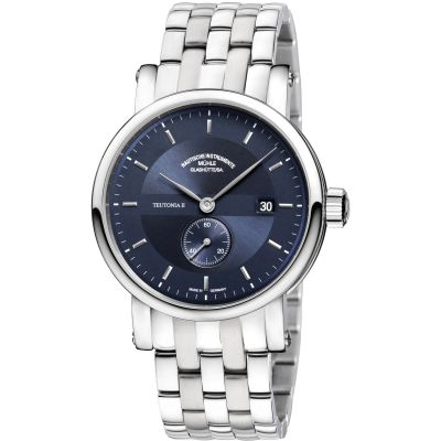 Mens Muhle Glashutte Teutonia II Kleine Sekunde Automatic Watch M1-33-42-MB