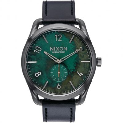 Nixon The C45 Herenhorloge Zwart A465-2069