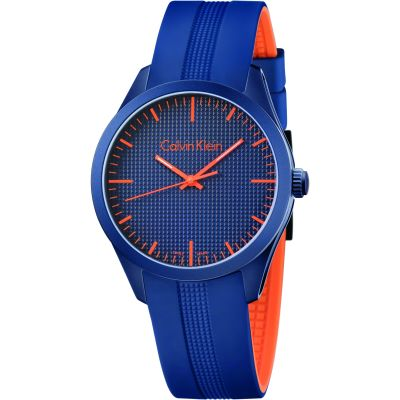 Unisex Calvin Klein Colour Watch K5E51GVN