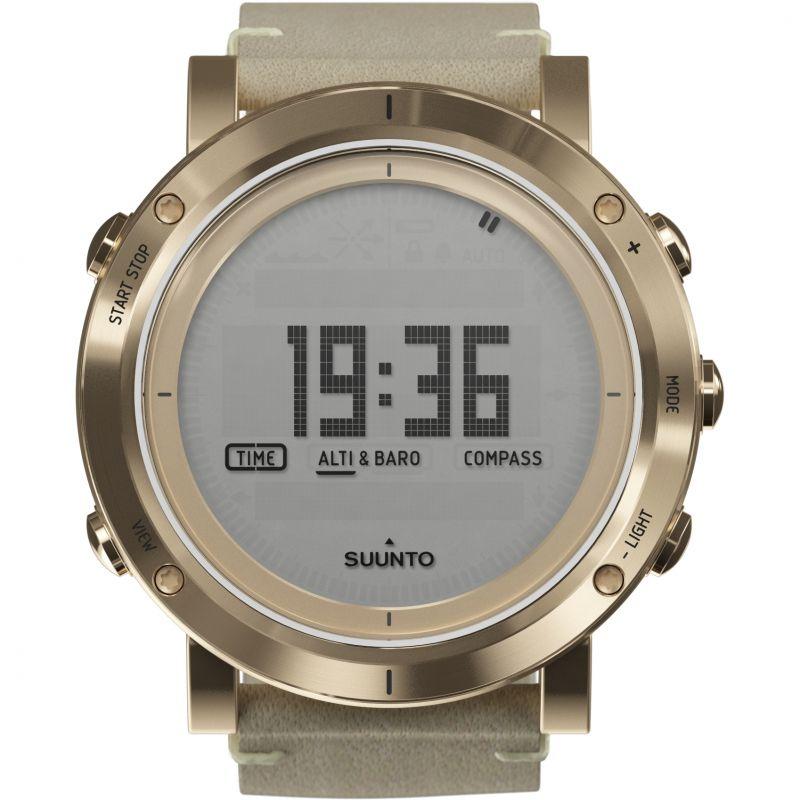 Ladies Suunto Essential Altimeter Barometer Compass Alarm Chronograph Watch