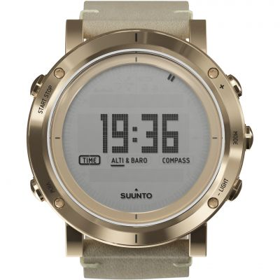 Ladies Suunto Essential Altimeter Barometer Compass Alarm Chronograph Watch SS021214000