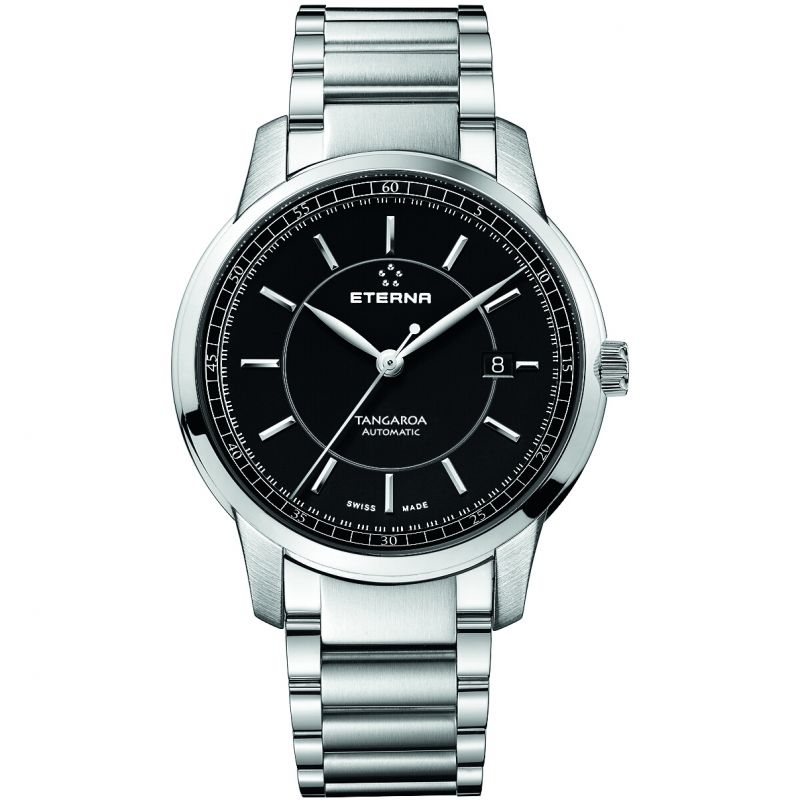Mens Eterna Tangaroa Automatic Watch
